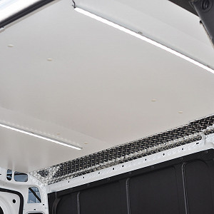 Pet Shuttle Ceiling