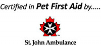 Trained by St. John Ambulance